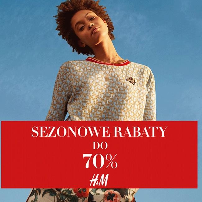 DO -70 % W H&M