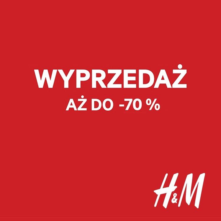 DO -70% W H&M
