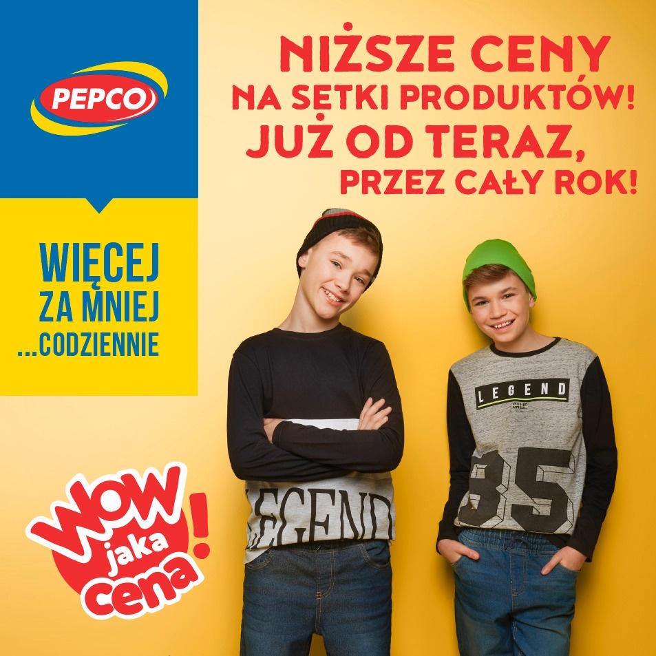 PROMOCJE W PEPCO - GAZETKA 26.01 – 08.02.