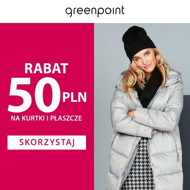 RABAT 50 PLN NA ZIMOWĄ KURTKĘ LUB PŁASZCZ