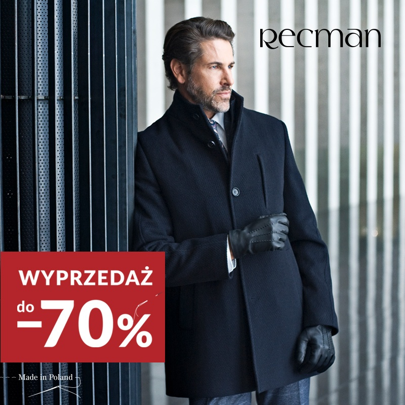 Do -70% W RECMAN
