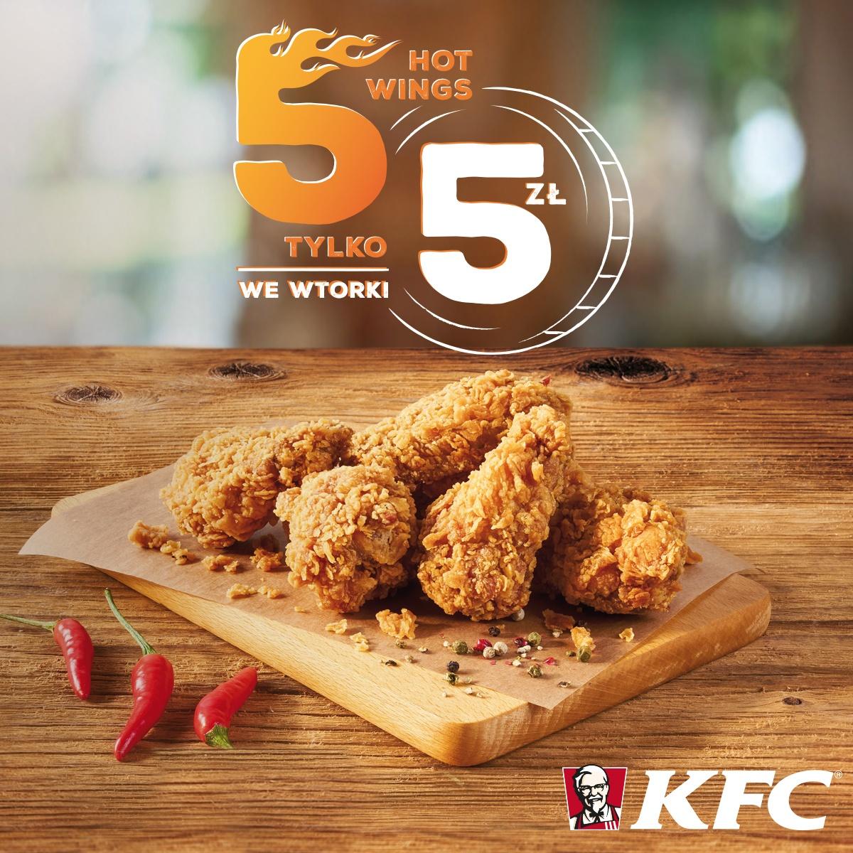 PROMOCJA W KFC