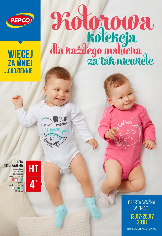 Kolorowa kolekcja dla każdego niemowlaka za tak niewiele!