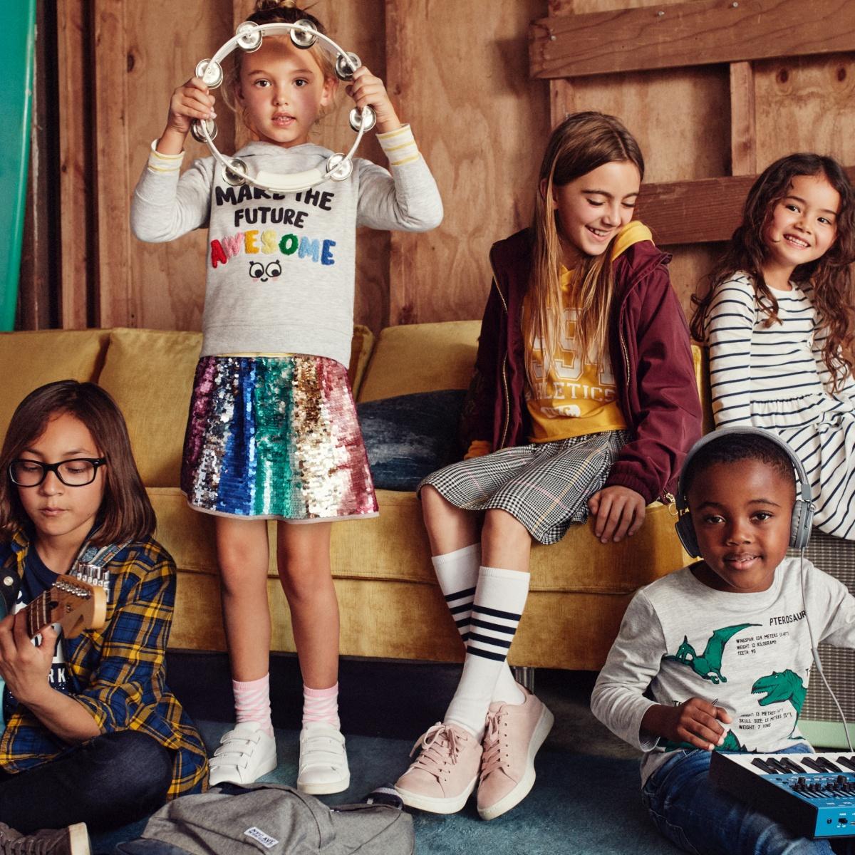 Powrót do szkoły z H&M!