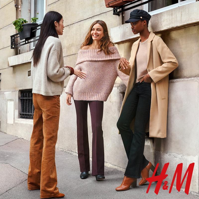 Nowa kolekcja jesienna H&M dla każdej wersji Ciebie