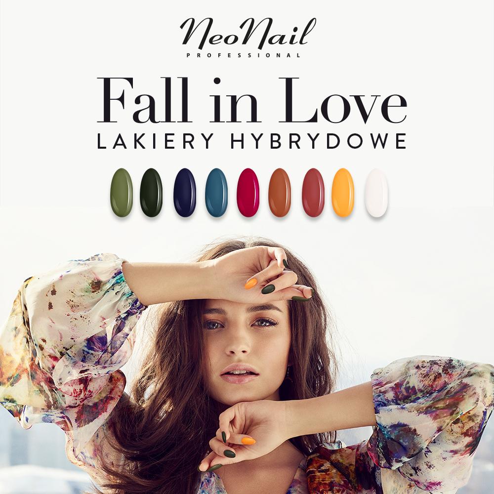 Fall in Love - Lakiery hybrydowe