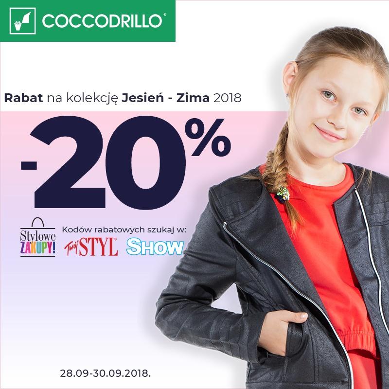 Stylowe Zakupy z Coccodrillo!