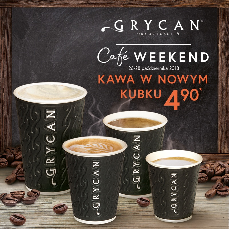 Cafe weekend u Grycana