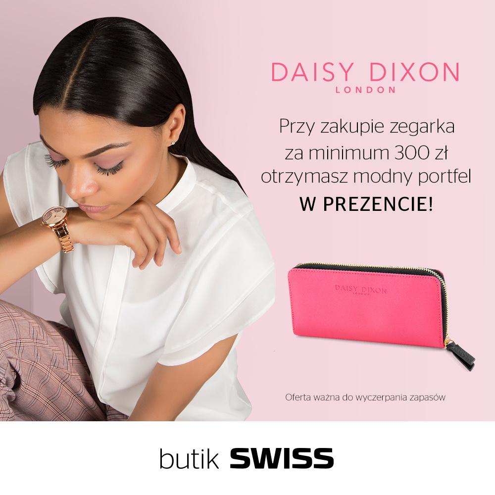DAISY DIXON - portfel w prezencie!