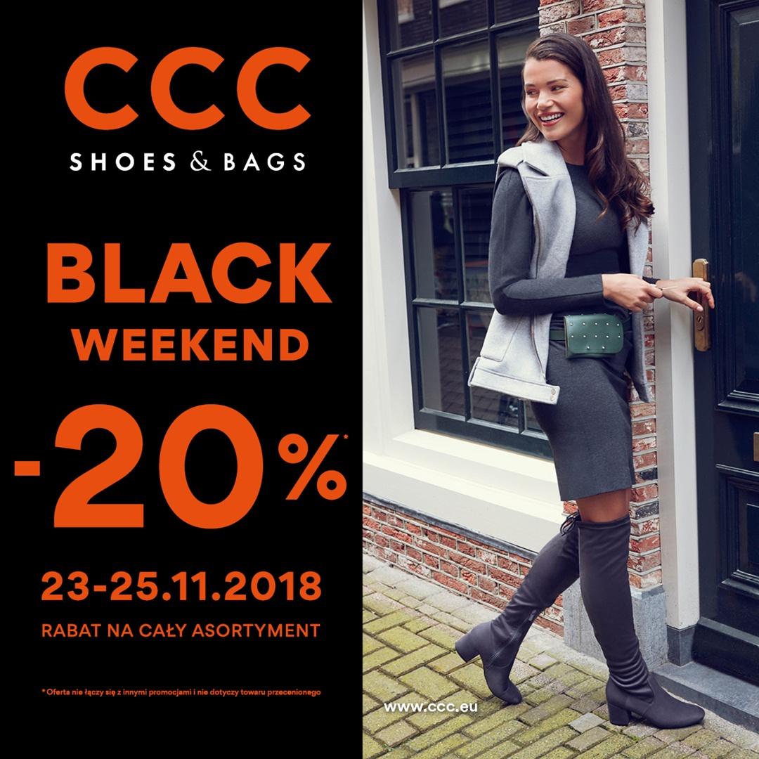 BLACK WEEKEND W CCC