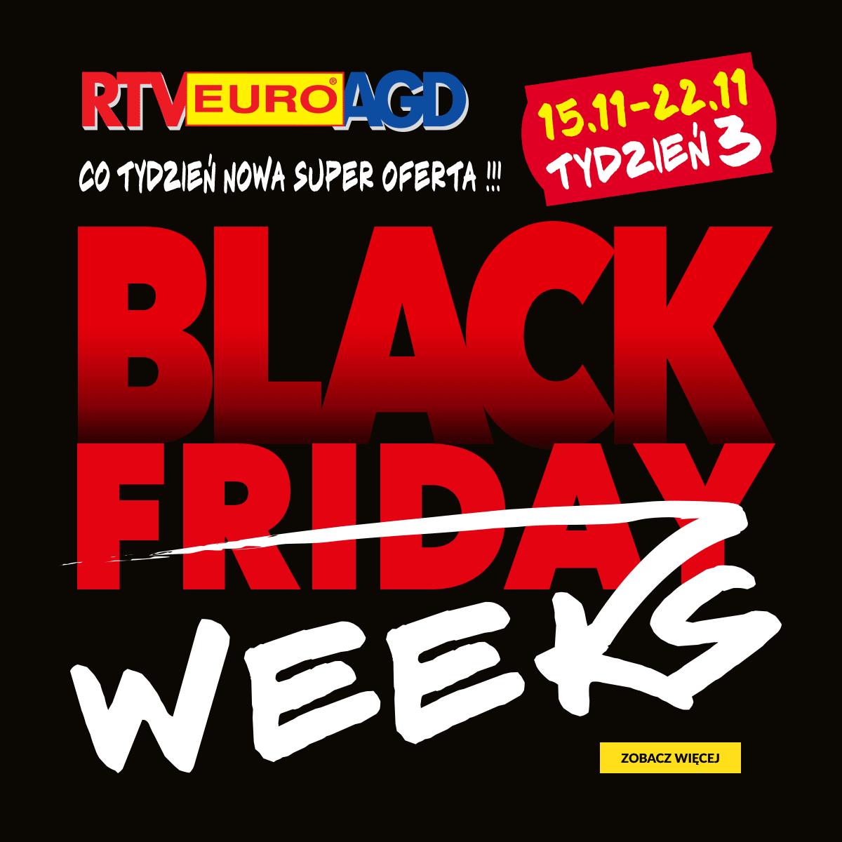 Black Week - Tydzień 3