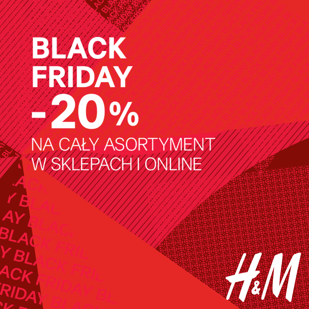 Black Friday w H&M