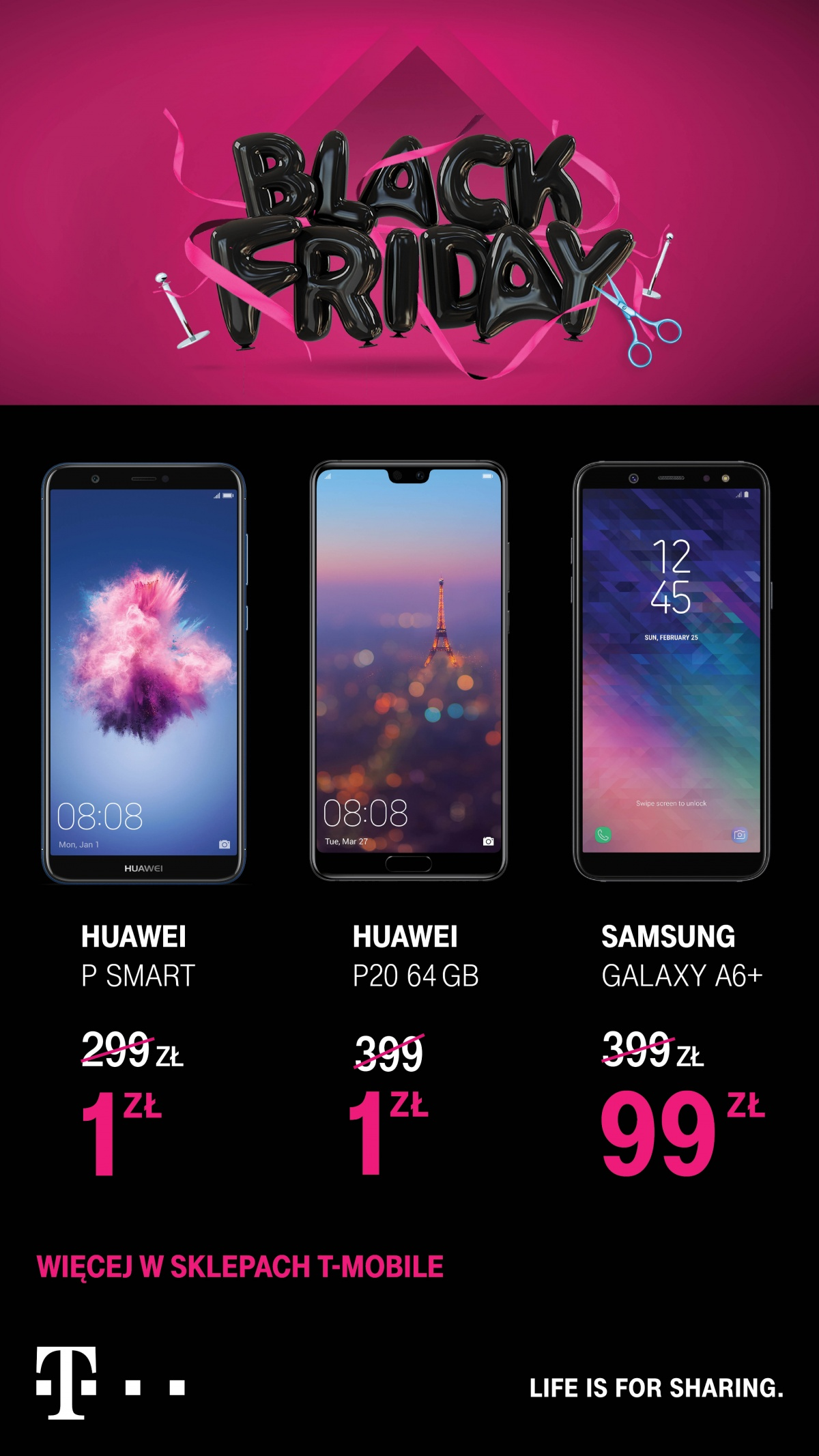 Black Friday w salonie T-Mobile