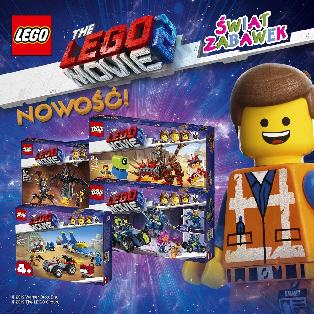 Premiera Lego Przygoda 2