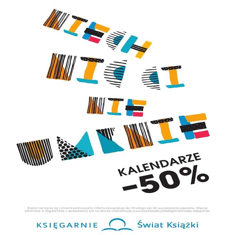 Kalendarze -50%