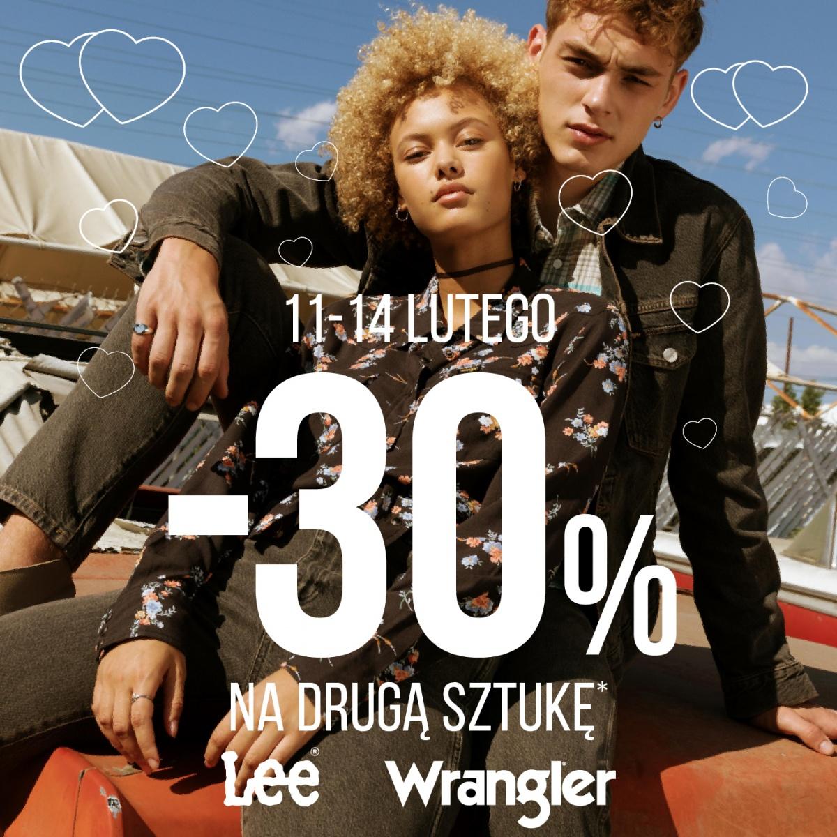 -30 % NA DRUGĄ SZTUKĘ!