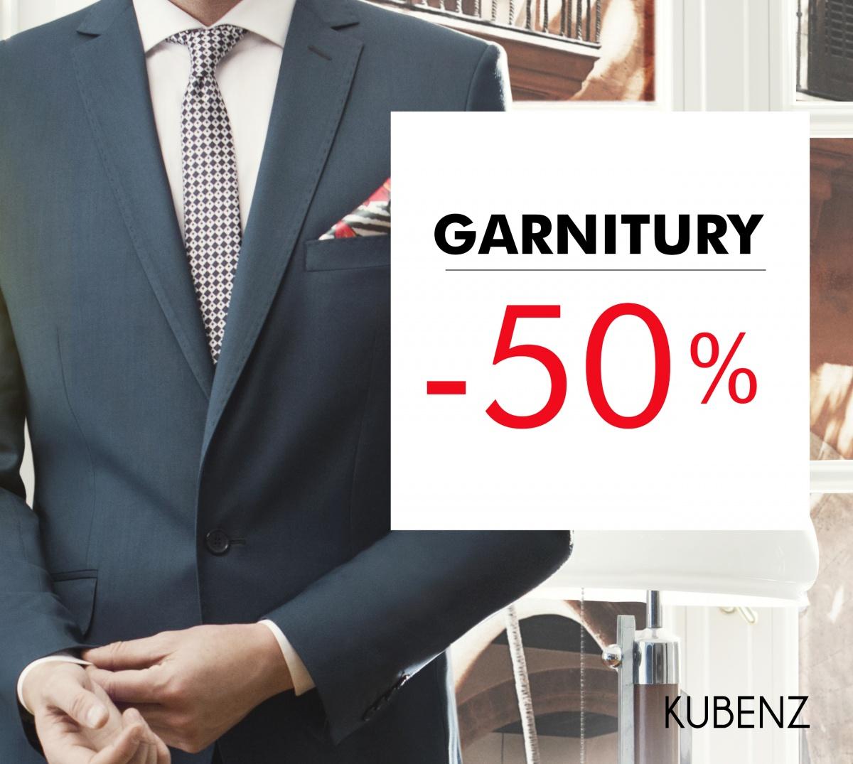 GARNITURY -50 % W SALONIE KUBENZ