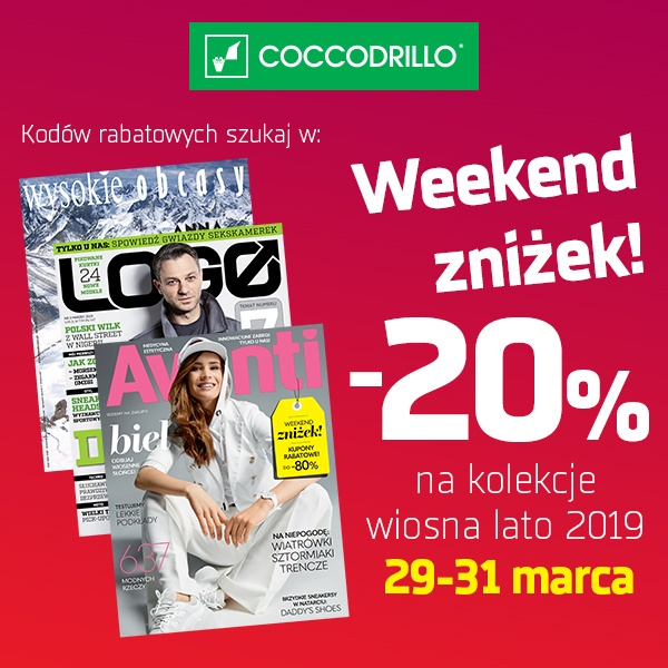 WEEKEND ZNIŻEK!