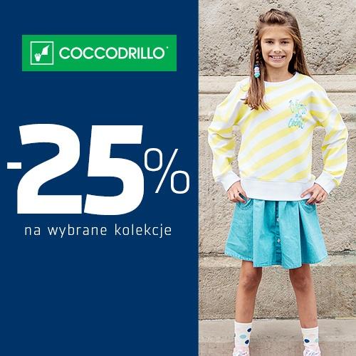 -25% na wybrane kolekcje!