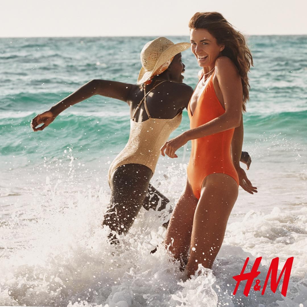 PRZYWOŁAJ LATO Z H&M