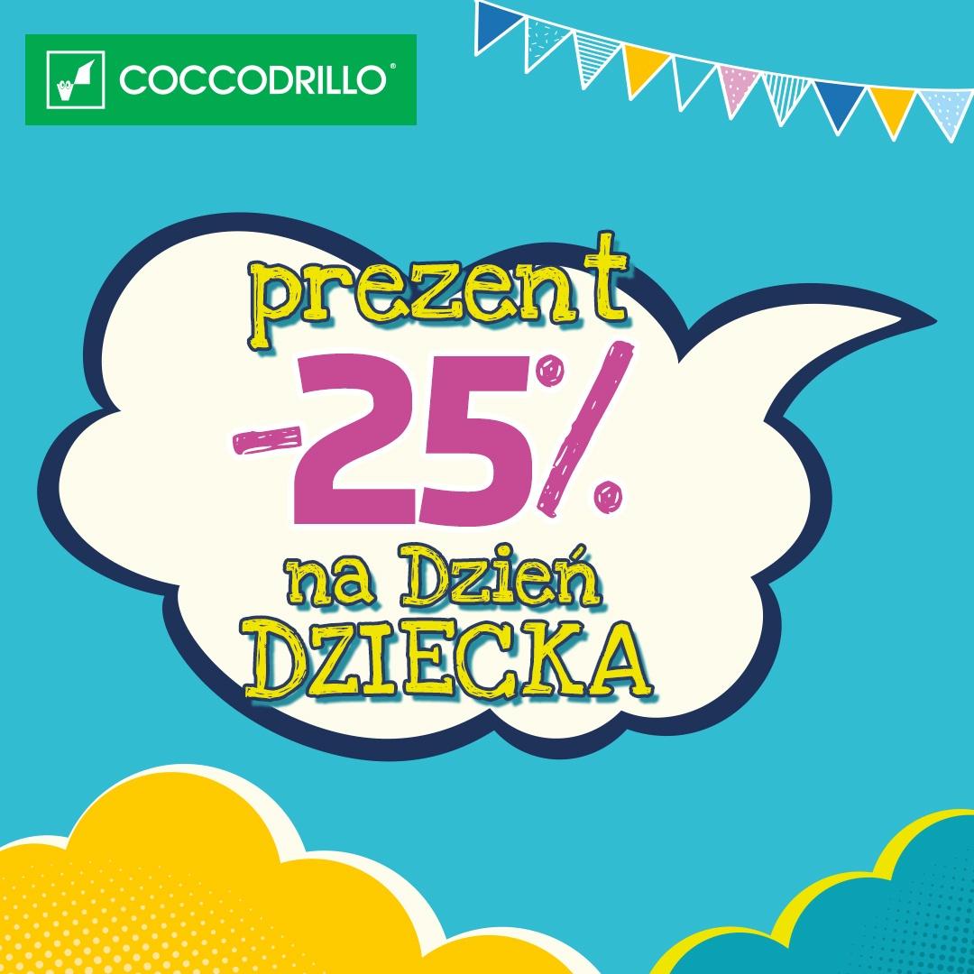 -25 % na dzień Dziecka !