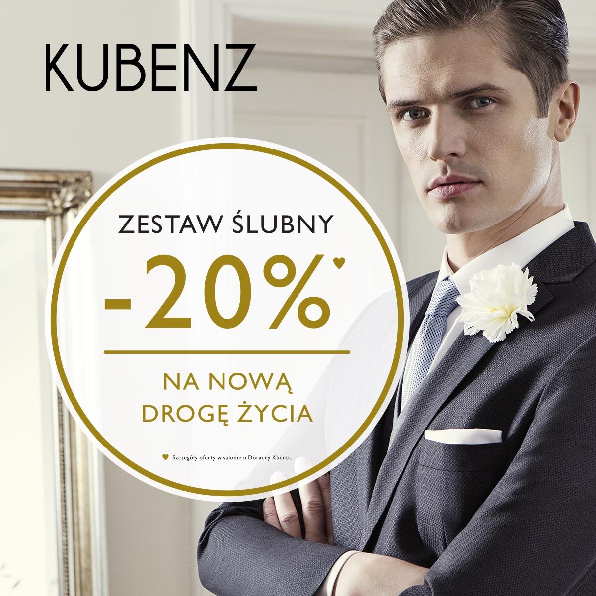 -20% na Zestaw Ślubny