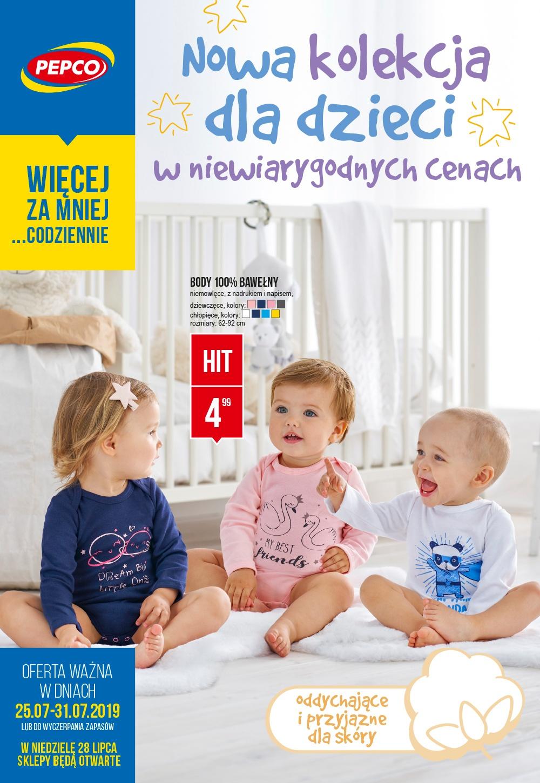 Nowa kolekcja dla dzieci w niewiarygodnych cenach!