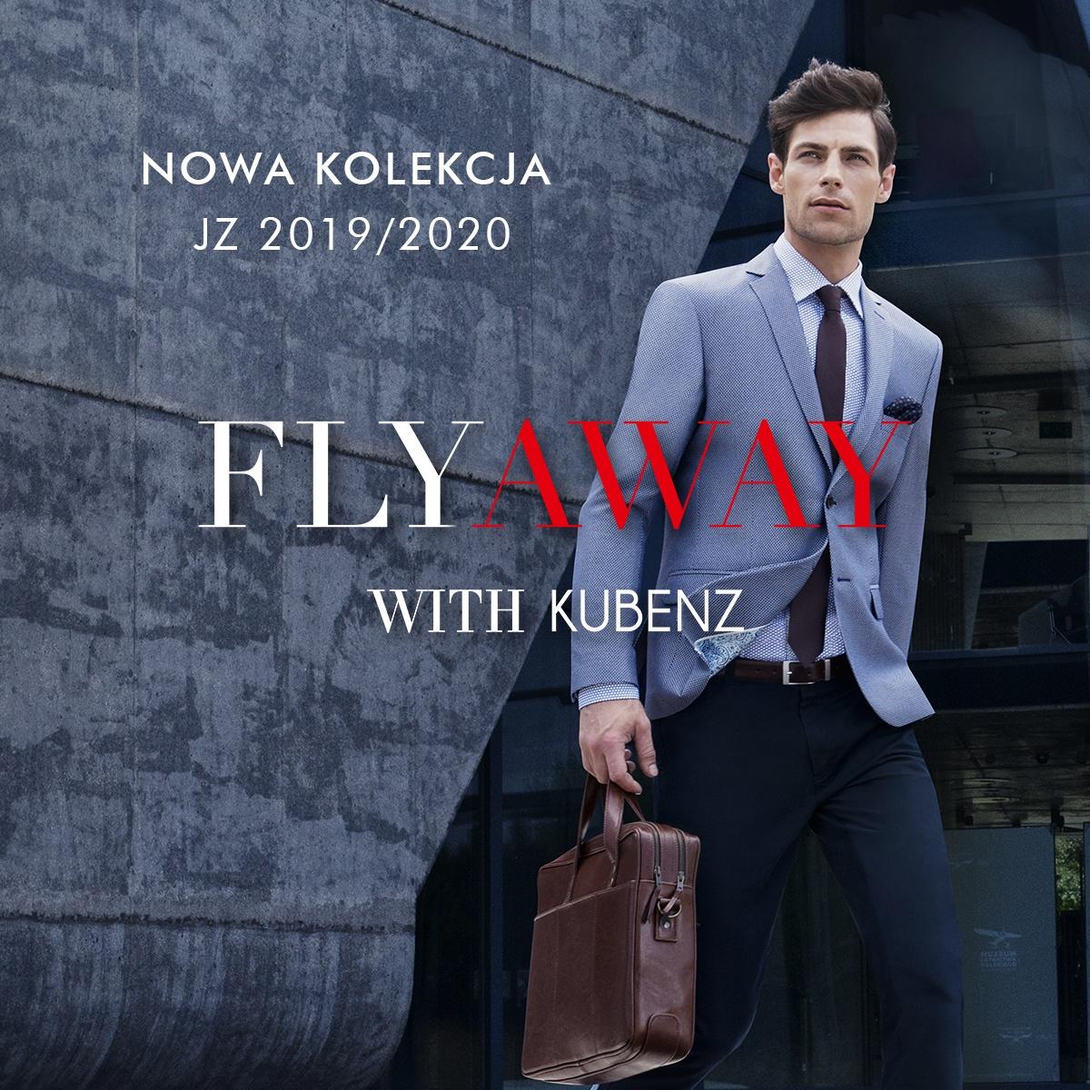 NOWA KOLEKCJA – FLYAWAY WITH KUBENZ!