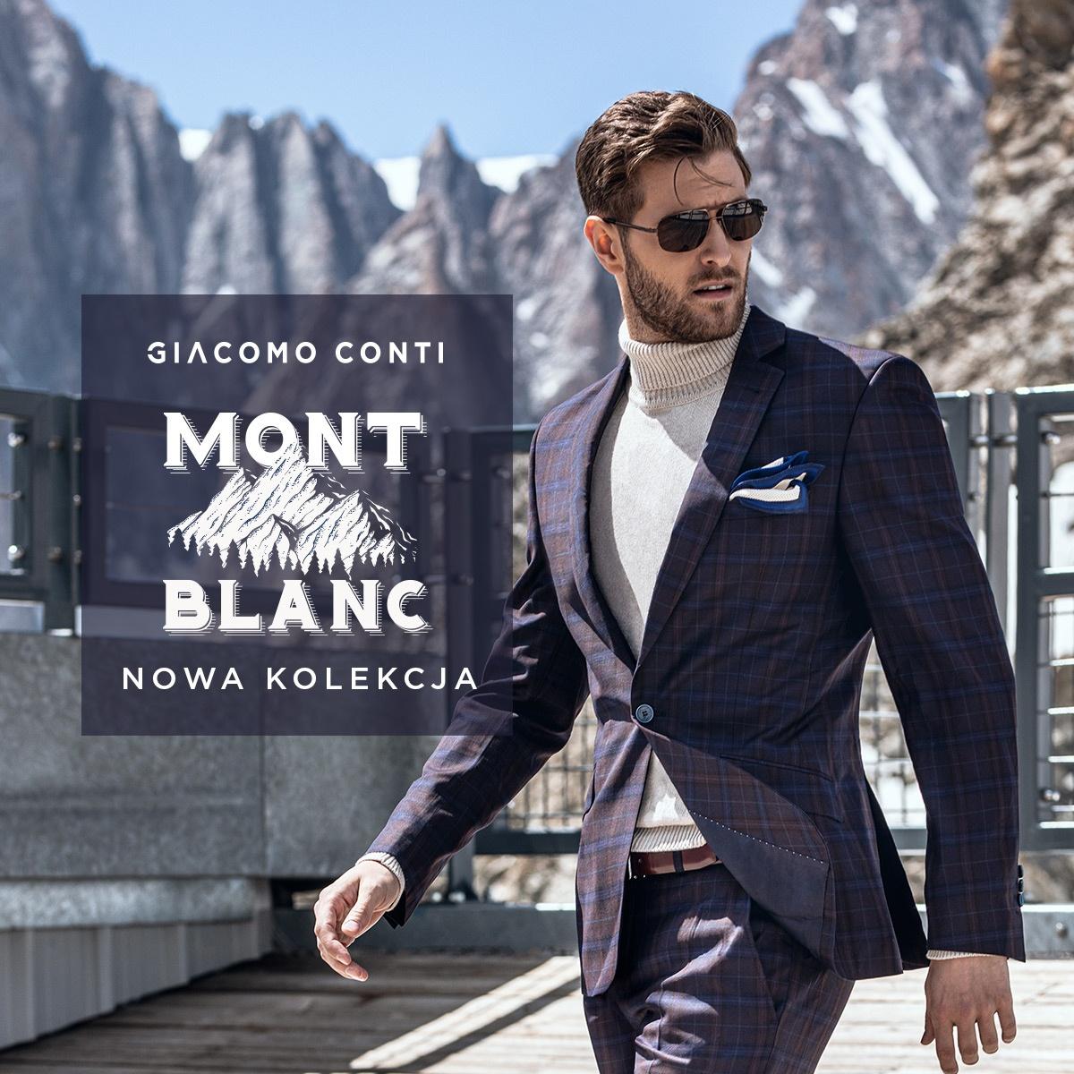 Nowa Kolekcja Mont Blanc