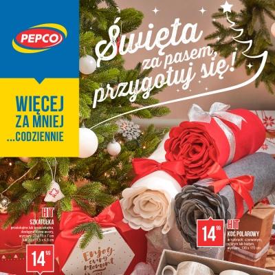 PROMOCJE W PEPCO - GAZETKA 15.12 – 28.12.