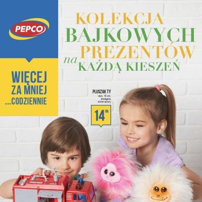 PROMOCJE W PEPCO - GAZETKA 23.03 – 05.04