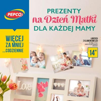 DLA KAŻDEJ MAMY – PEPCO GAZETKA 18.05 – 24.05.