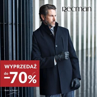 Do -70% W RECMAN