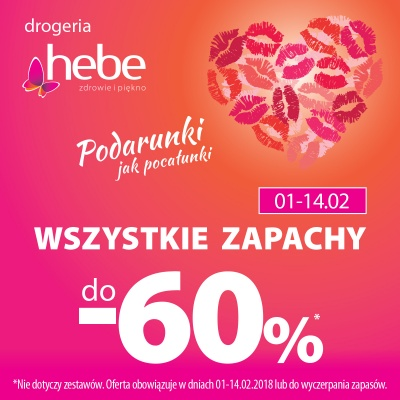 -60% NA ZAPACHY W HEBE