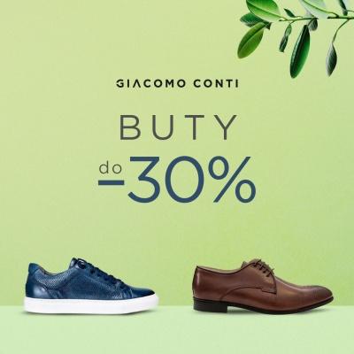 -30% NA BUTY W GIACOMO CONTI