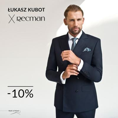 10% RABATU W RECMAN