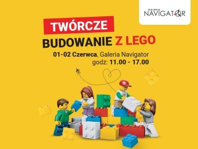 Twórcze budowanie z LEGO!