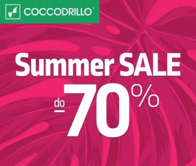 Summer Sale w salonie Coccodrillo!