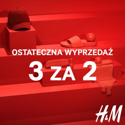 Finał wyprzedaży w H&M