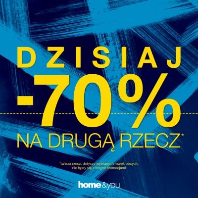 - 70 % na drugą rzecz!