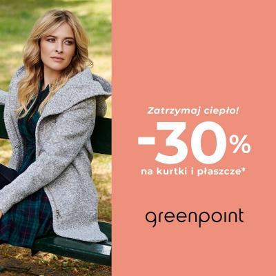 Zatrzymaj ciepło z Greenpoint