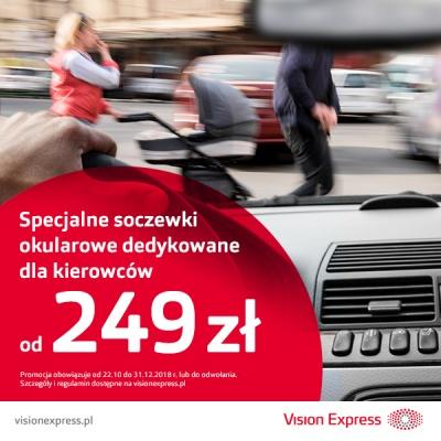 Bądź odpowiedzialnym kierowcą – zadbaj o swój wzrok
