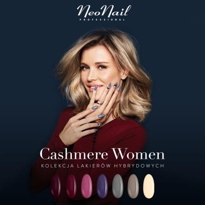 Cashmere Women - nowa kolekcja lakierów hybrydowych