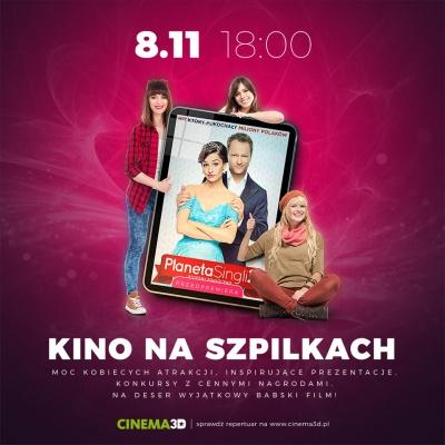 Kino na Szpilkach