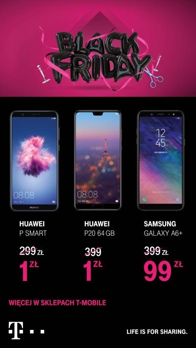 Black Friday w salonie T-Mobile