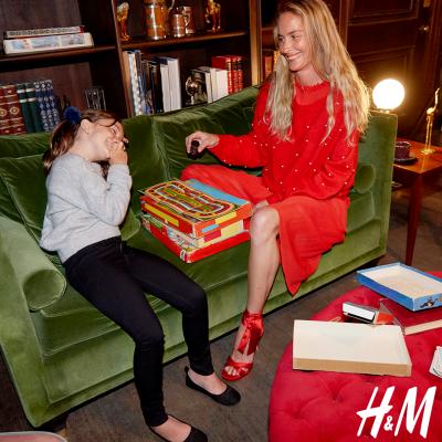Czas na świąteczną atmosferę w dobrym stylu z H&M!