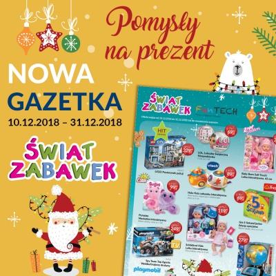 Pomóż Mikołajowi wybrać prezenty pod choinkę.