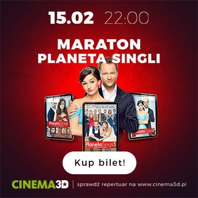 Maraton Planety Singli