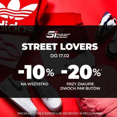 Street Lovers w SIZEER