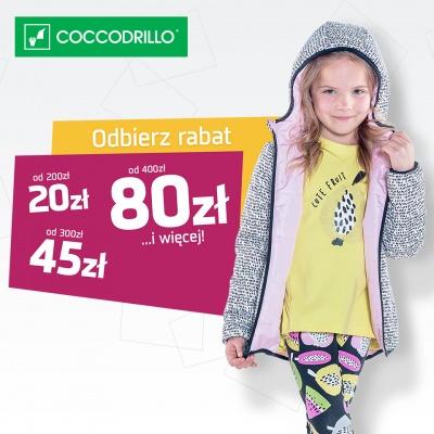 Modnie na wiosnę z Coccodrillo!